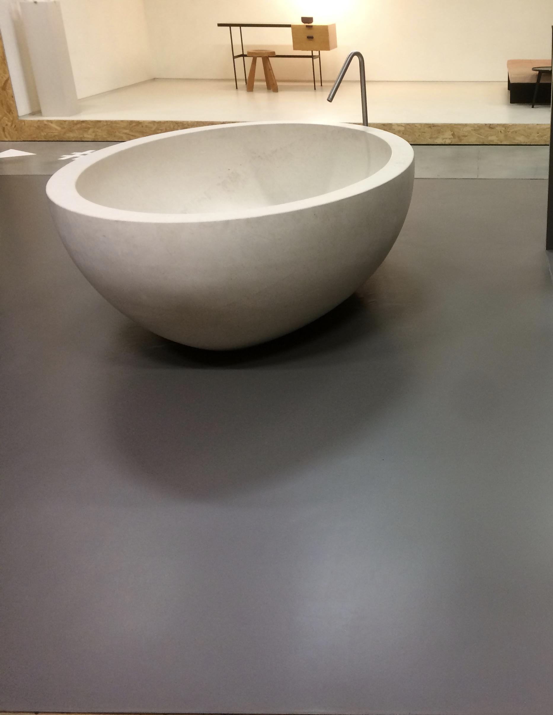 Scale In Resina Kerakoll cementoflex (cf) – kerakoll design house – colorificio